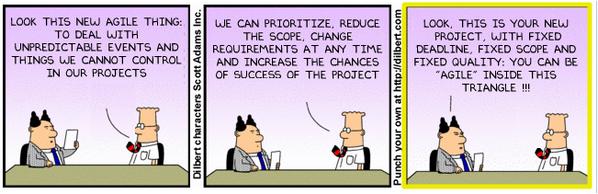 Dilbert Change